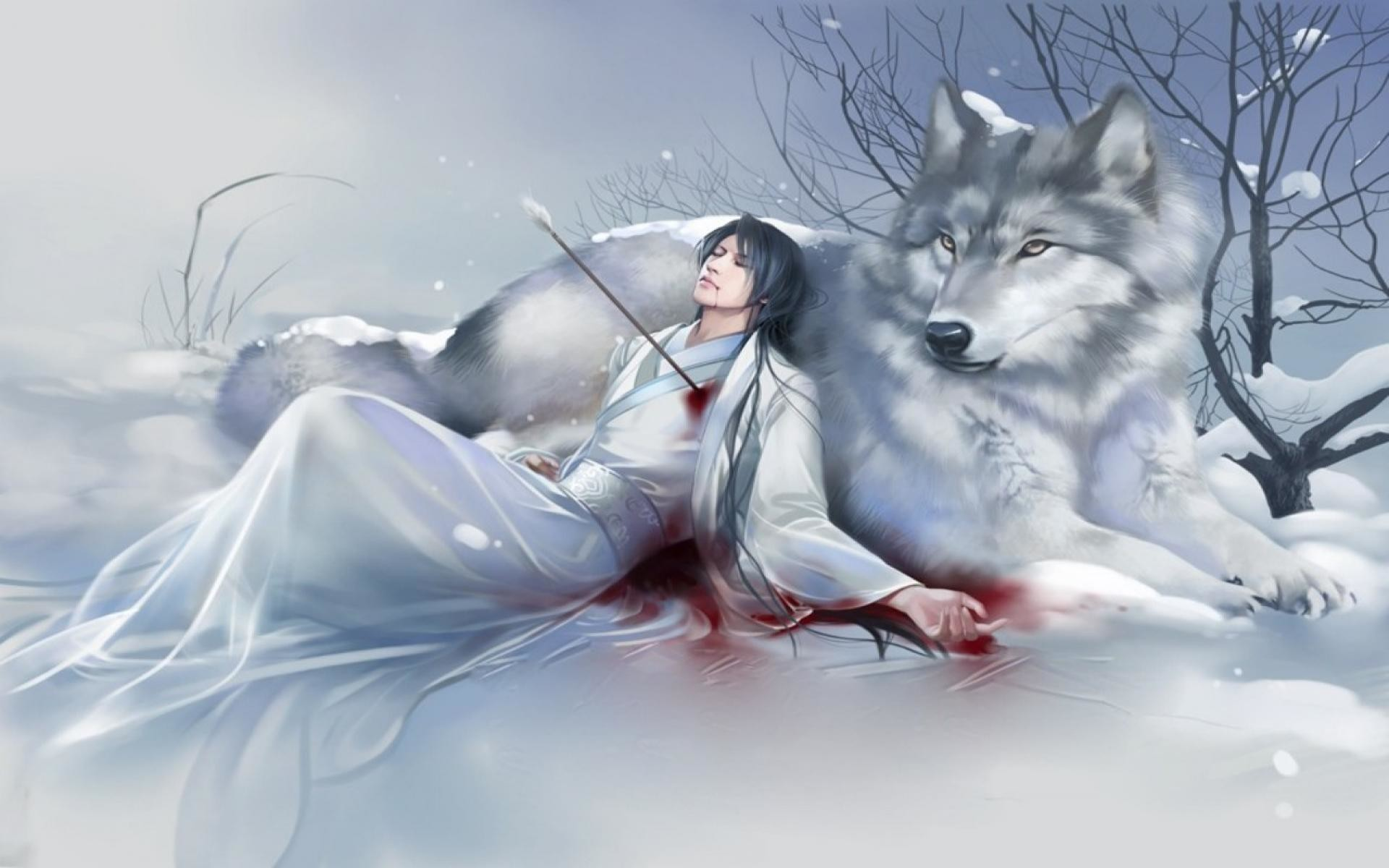 Animated Wolf Pic Hd