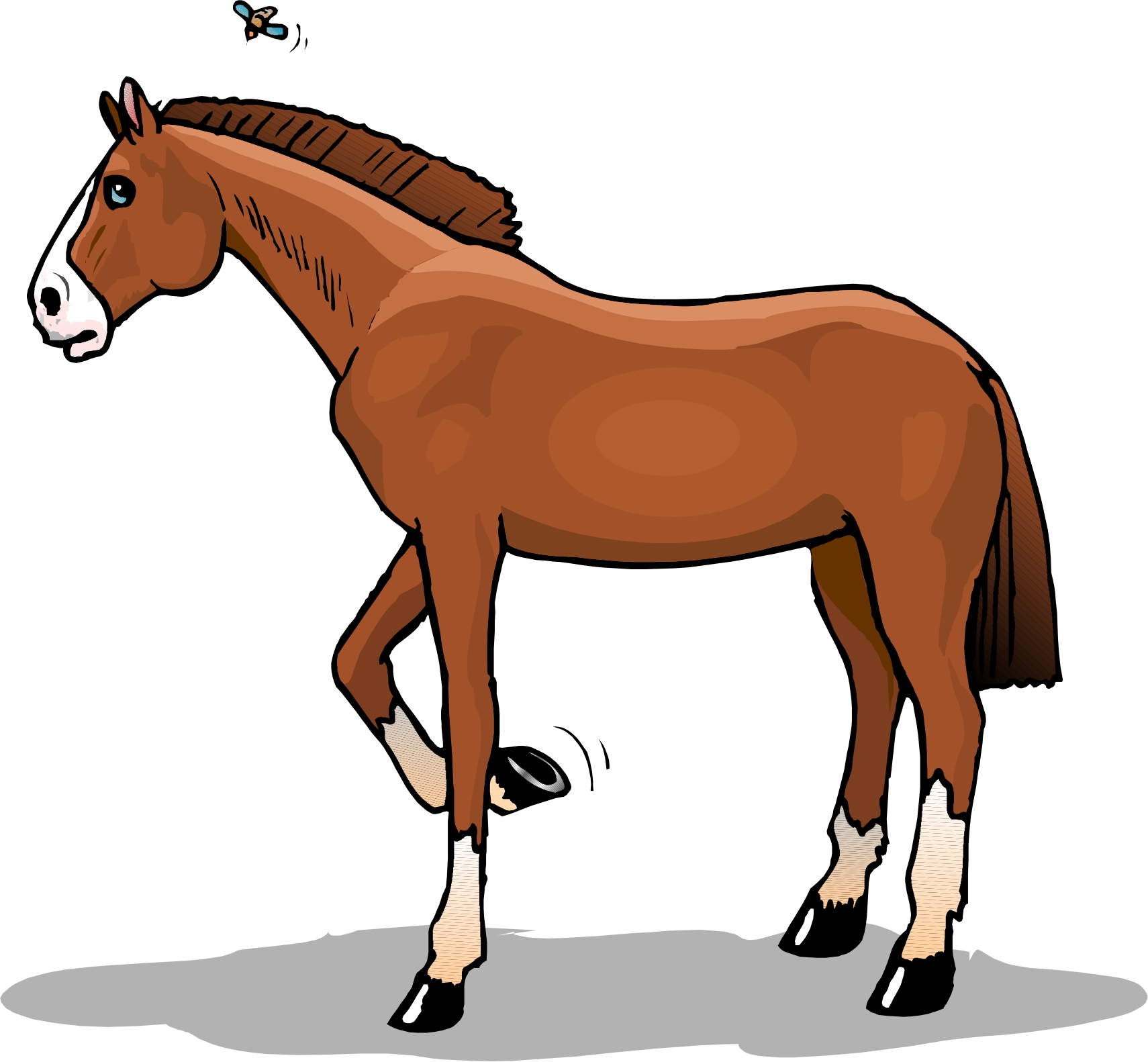 Horse Animated Pictures