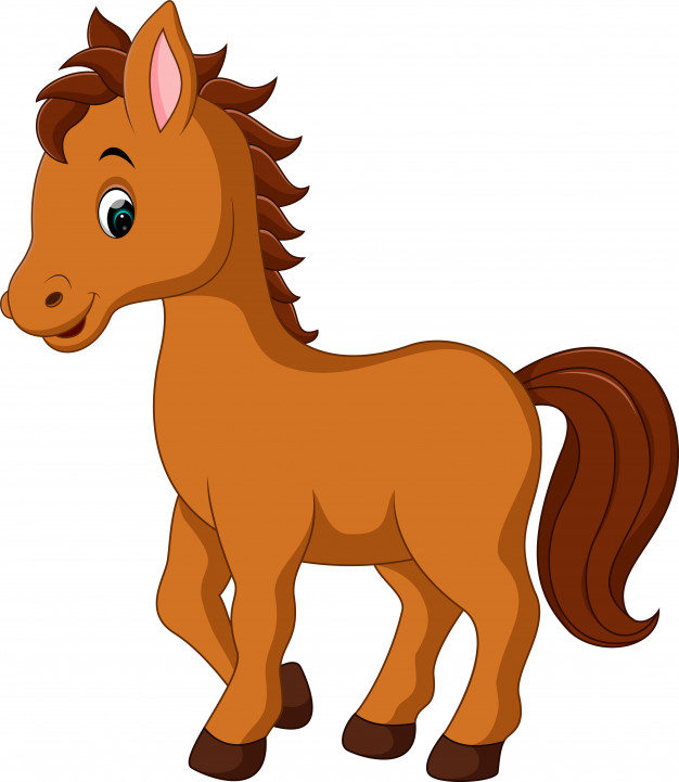 Horse Cartoon Character Pictures