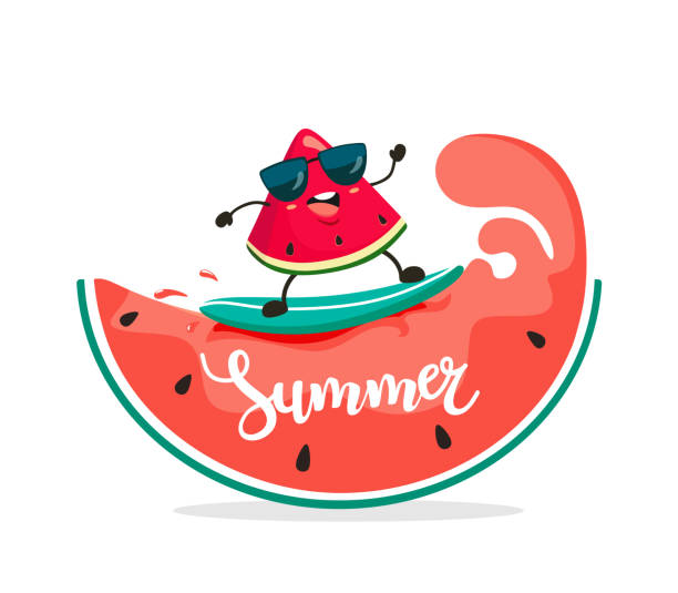 Images Of Watermelon Animated