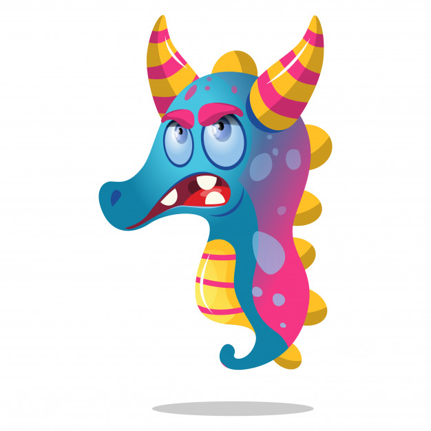 Seahorse Animation Picture
