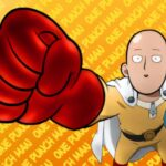 One Punch Man Funny Pictures