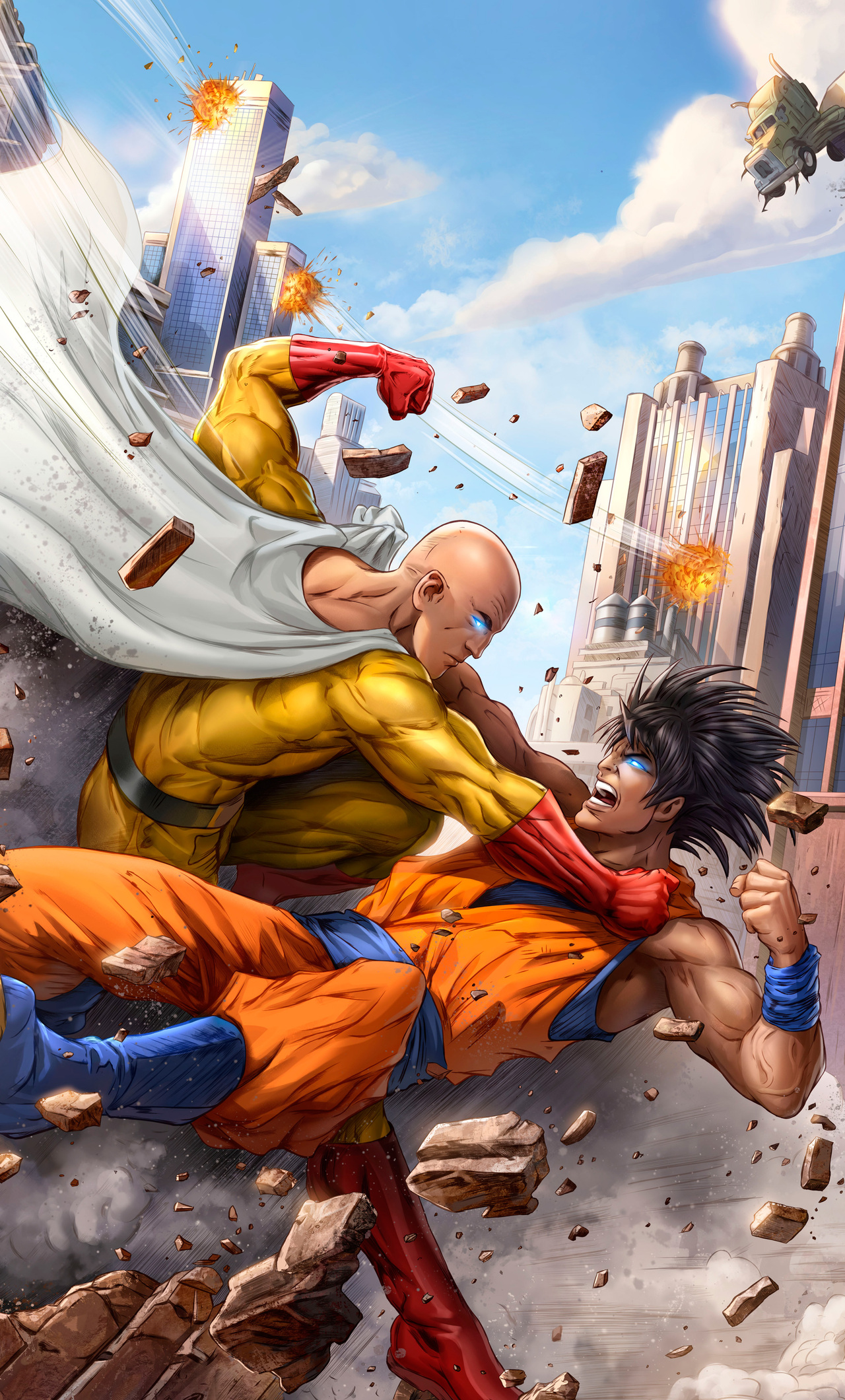 One Punch Man Profile Pic