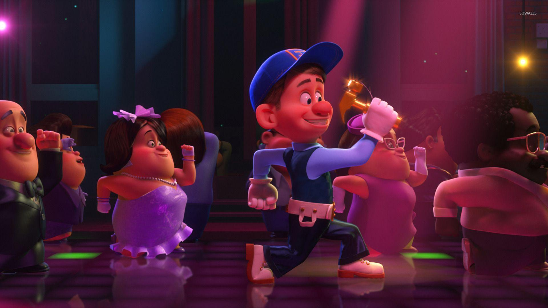Pictures From Wreck It Ralph
