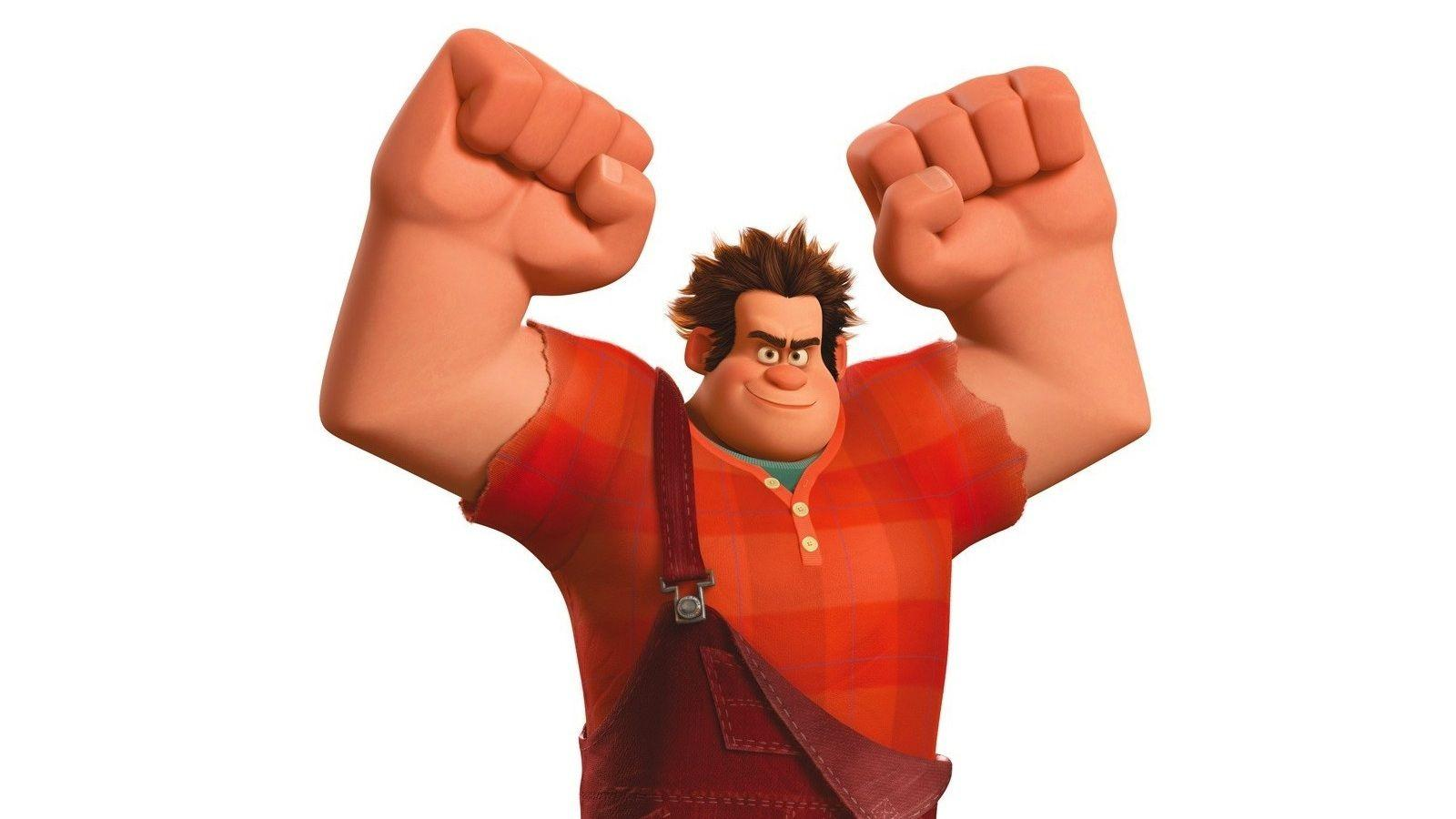 Wreck It Ralph Costume Picture