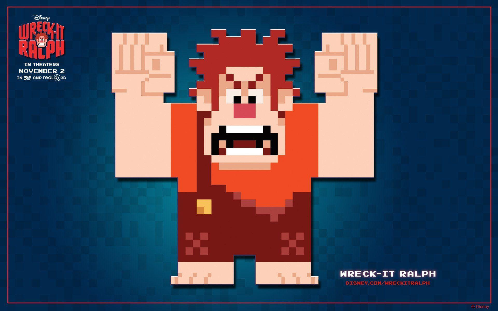 Wreck It Ralph Cursed Images