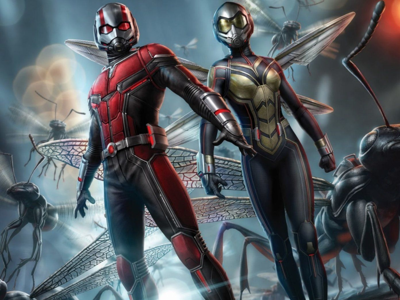 Ant Man And The Wasp Picture