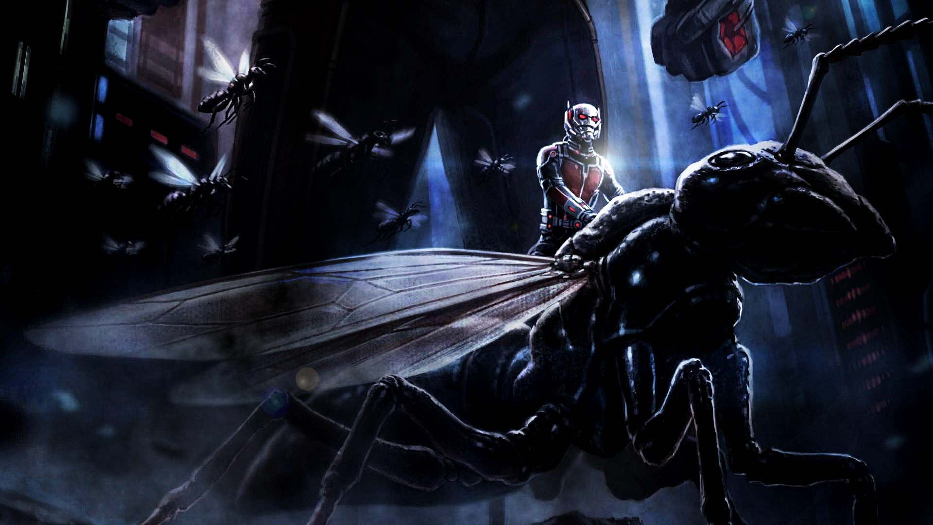Ant Man Picture