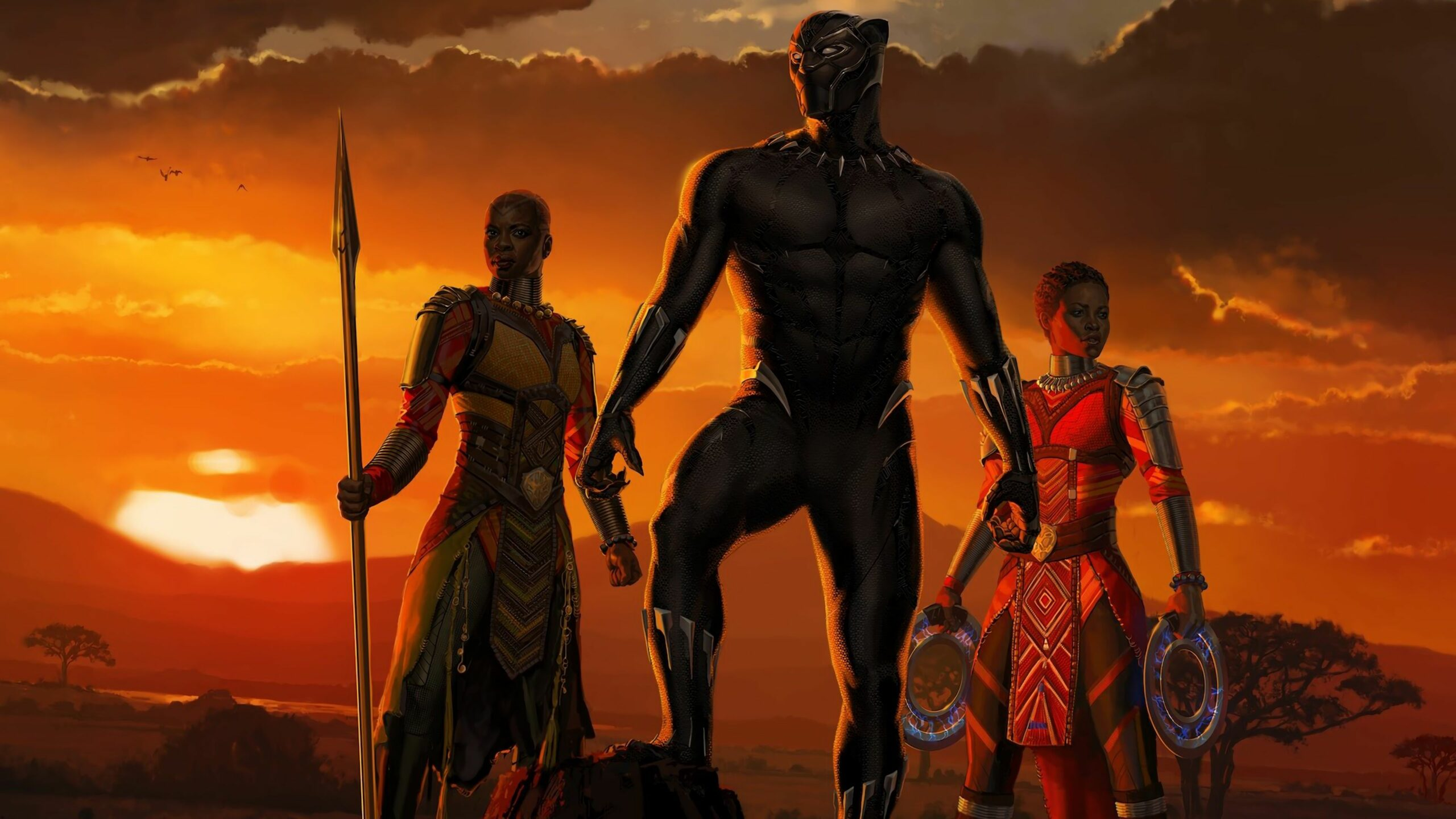 Black Panther Characters