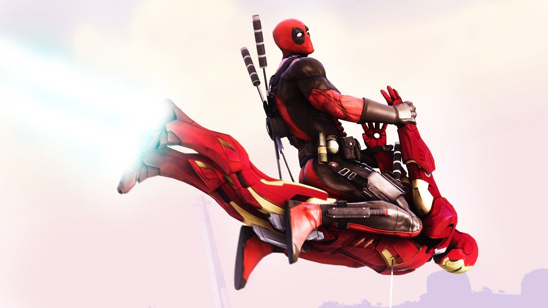 Deadpool Funny Images