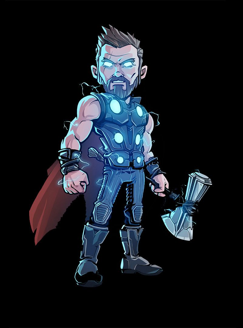 Thor Animated Picture