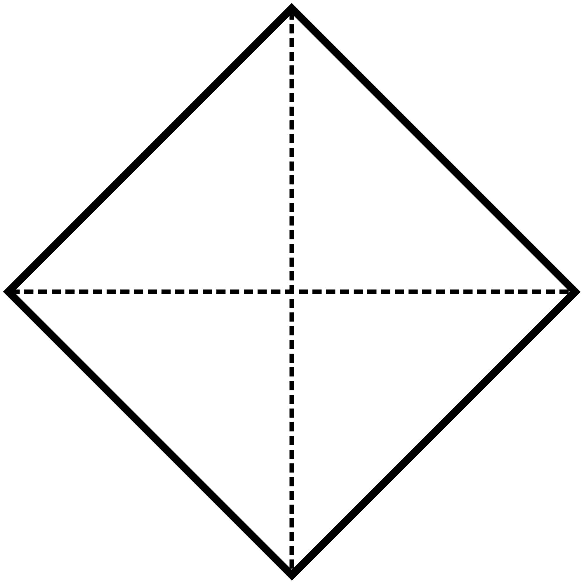 Diamond Shape Coloring Pages For Preschoolers