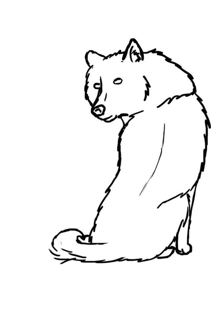 Siberian Husky Puppies Printable Pictures Coloring Pages